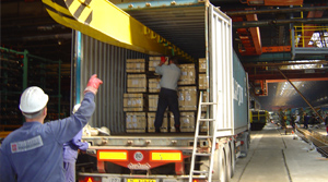 Logistics and shipment of goods
